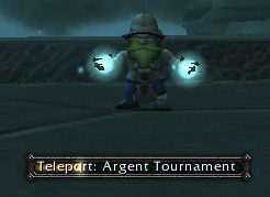 Teleport to the Tournament