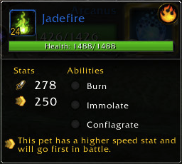 Meet Jadefire. This guy hits like a truck.