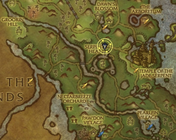 Welcome to Pandaria!