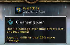 Cleansing Rain: It's great for Aquatic pets!