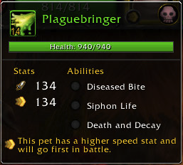 Meet Plaguebringer. She's kind of cute for being dead an all.